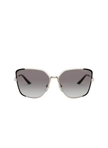 Prada Prada 0PR 60XS Kadın Güneş Gözlüğü Renksiz